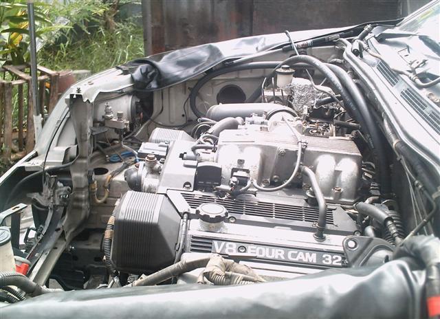 丰田1uz,2uz,3uz,1ur-v8,日产v8系列发动机